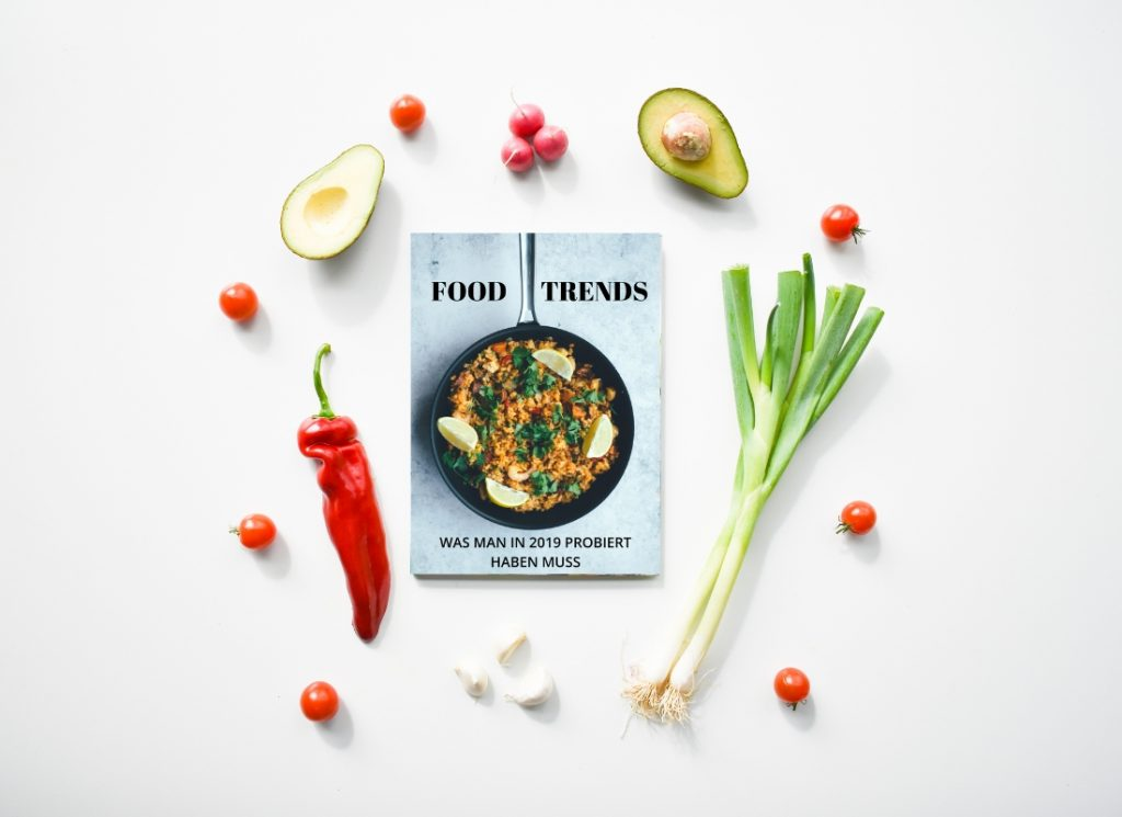Titelbild Kochbuch