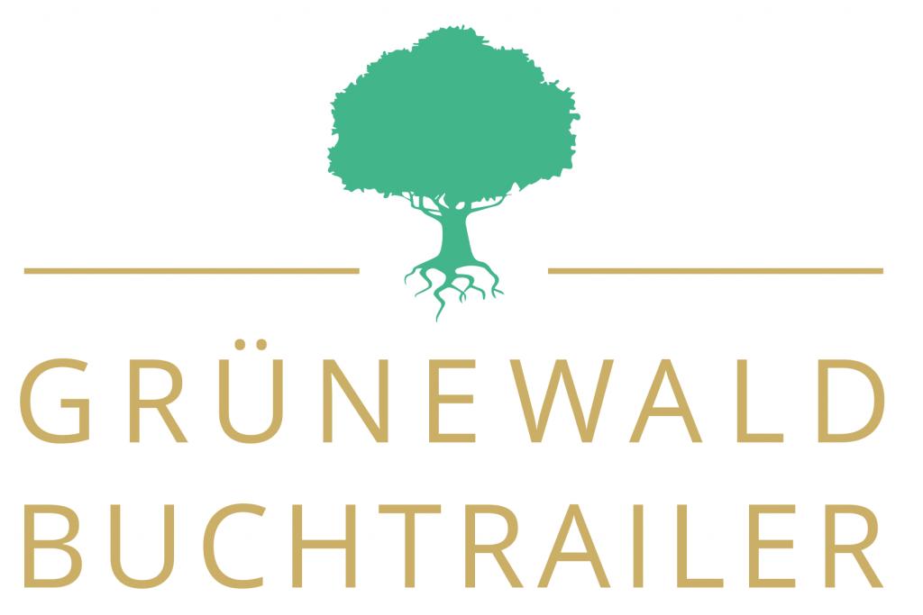 Grünewald Buchtrailer Logo